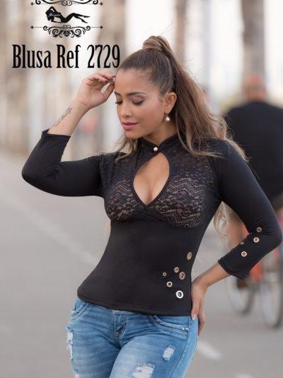 Blusa Negra Special