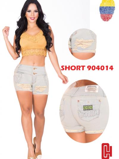 short colombiano