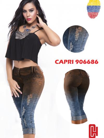 capri colombiano